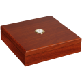 Humidor Color Walnut With Hygrometer 20 Count