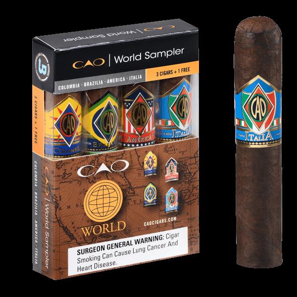 CAO World B3G1F 4 Ct. Sampler