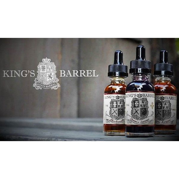 KING'S BARREL E-LIQUID 15ml