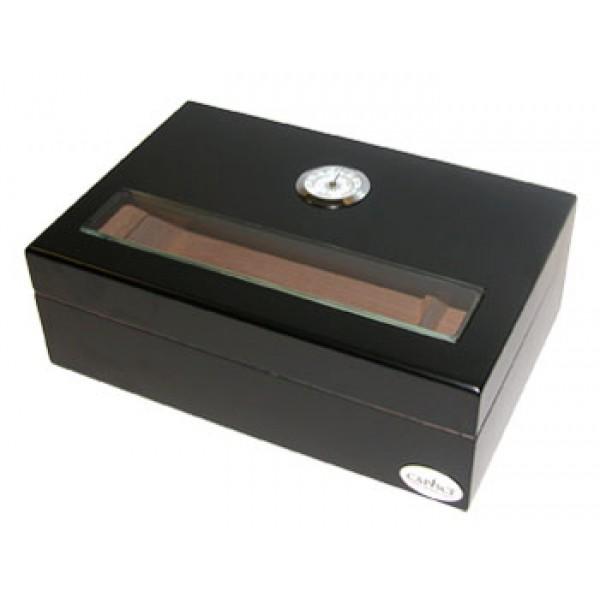 CAPISCE Humidor - Up to 50-Cigar Capacity