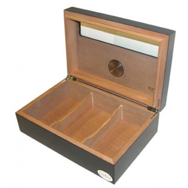 CAPISCE Humidor - Up to 50-Cigar Capacity