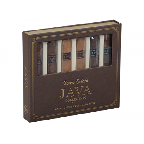 Java Collection Sampler 6 Ct. Box
