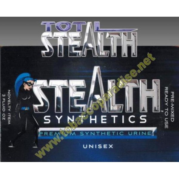TOTAL STEALTH SYNTHETIC URINE NOVELTY KIT - 3oz