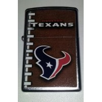 ZIPPO - HOUSTON TEXANS FOOTBALL BACKGROUND