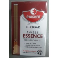 SWISHER E-CIGAR STARTER KIT - BY SWISHER SWEETS
