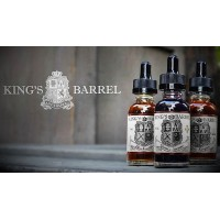 KING'S BARREL E-LIQUID 30ml