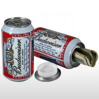 SMALL SECURITY SAFE CAN - SODA & BEER