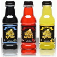 HIGH VOLTAGE DETOX DRINK - 16oz. BOTTLE