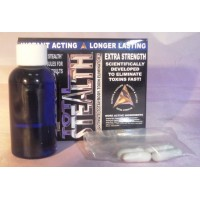 TOTAL STEALTH INSTANT LIQUID CONCENTRATE 2-oz w/ (4)DETOX CAPSULES